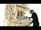 Wintergatan - Marble Machine - Murmel Maschine