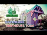 Colorful Victorian Tiny House Tour