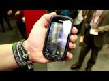 Kyocera Smartphone mit Solarzelle im Display im Hands-On auf dem MWC 2015 [DEUTSCH]