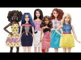 Die Barbie nimmt zu