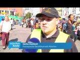 München zeigt Hilfbereitschaft und unterstützt Flüchtlinge am Hauptbahnhof