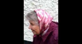 knick knacking granny.