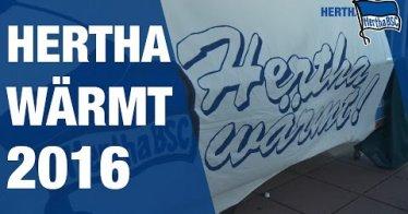 HERTHA WÄRMT 2016 - Mixed - Hertha BSC - Berlin - 2017 #hahohe