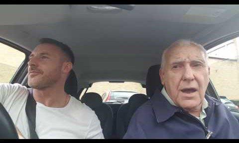 Alzheimer erkrankter Sänger - Singen brachte die Freude in seinem Leben zurück