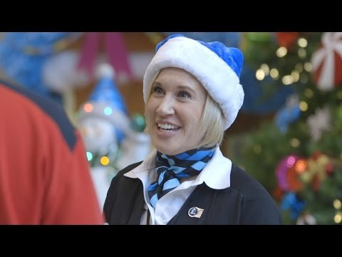 WestJet Christmas Miracle: 12,000 mini miracles