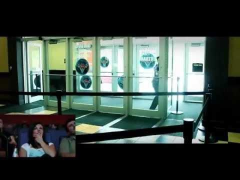 Heiratsantrag im Kino