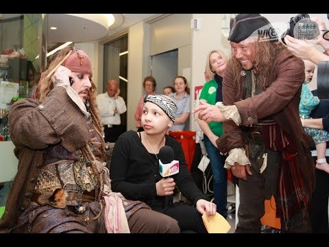 JUICED TV EXCLUSIVE WITH CAPTAIN JACK SPARROW, SCRUM & ULA